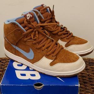 Nike SB Dunk HI TOP premium size 12